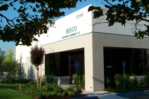 BEECO Office Front
